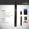 E Cigarette With Apple and Strawberry1