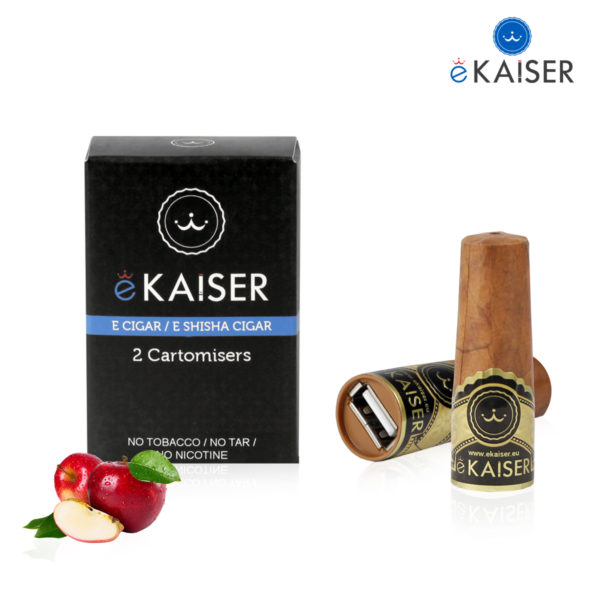 Apple Flavour Cigar Cartomizer