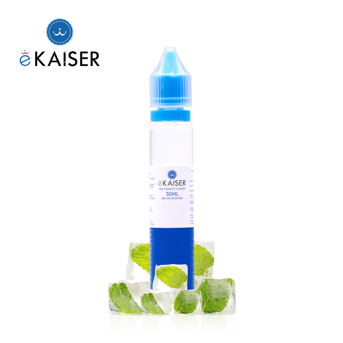 30ml Shortfill 0mg Double Mint Eliquid