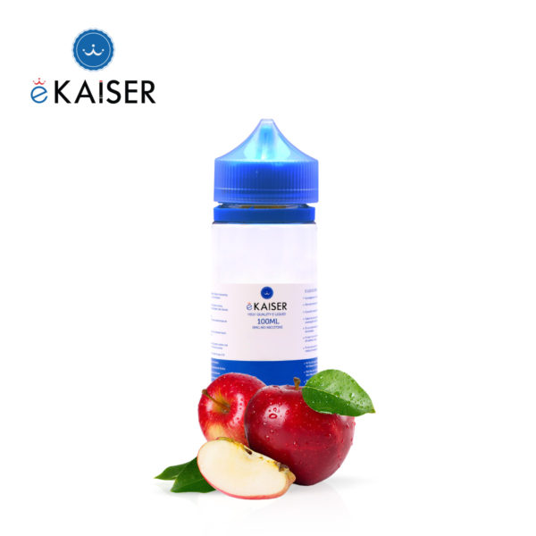 Double Apple E liquid