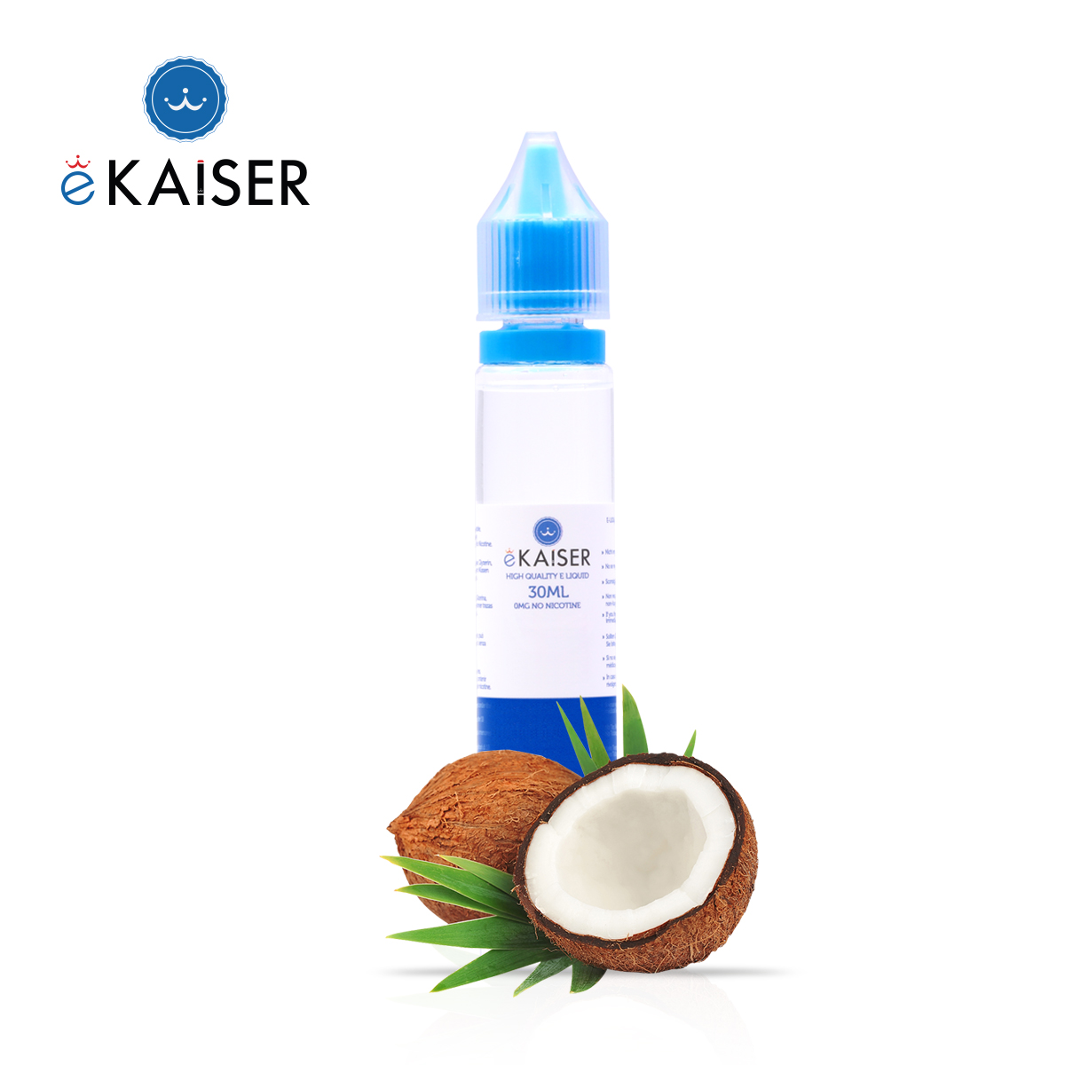 30ml Shortfill 0mg Coconut Eliquid