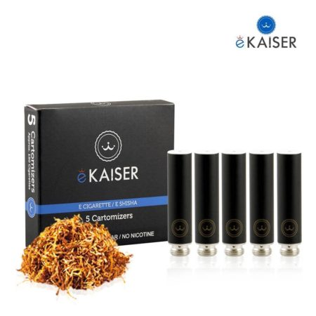 Gold Tobacco Cartomizer E-Liquid