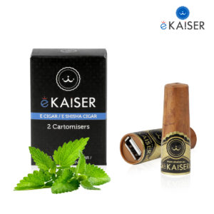 Mint Flavour Cigar Cartomizer