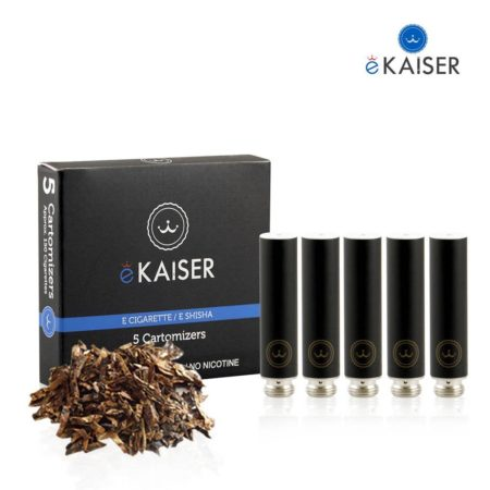 Ekaiser 5 pack Cartomizer Country Tobacco